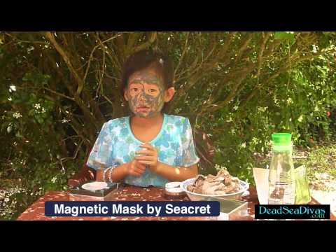 Seacret Magnetic Mask - Get Glowing & Soft Skin Too