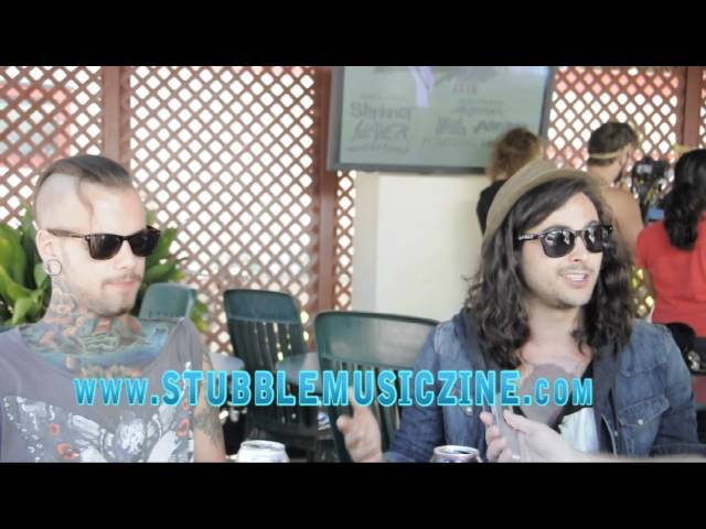 Betraying The Martyrs Interview @ Mayhem Fest 7-1-2012