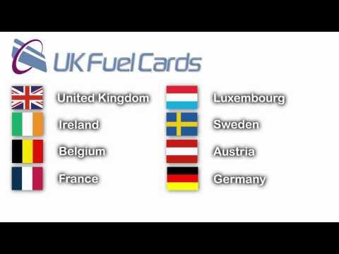 Uk Fuel Cards - European Diesel Card