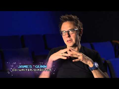 James Gunn's Aesthetic Vision - Marvel's Guardians of the Galaxy Blu-ray Featurette Clip 1