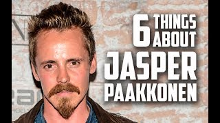 6 Things You May Not Know About Jasper Pääkkönen (Halfdan the Black actor Vikings)