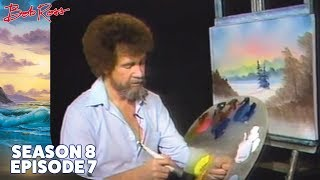 Bob Ross - Winter Hideaway (Season 8 Episode 7)