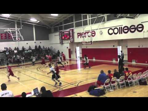 St. Genevieve High School vs Paraclete High School