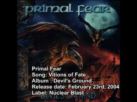 Primal Fear - Visions Of Fate