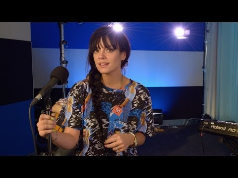 Lily Allen performs Our Time - Lily Allen Live