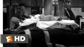 Bud Abbott and Lou Costello Meet Frankenstein (9/11) Movie CLIP - Do You Believe Me Now? (1948) HD