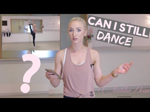 CAN I STILL DANCE CHALLENGE?!