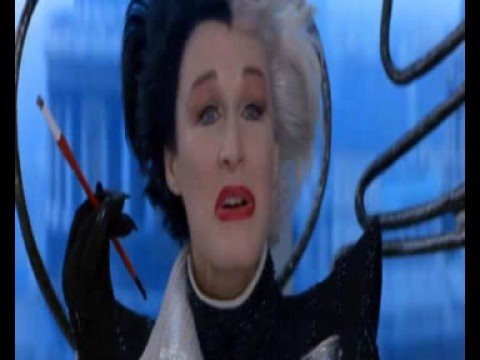 CRUELLA DE VIL - 101 Dalmatians Movie ENG - (part 1)