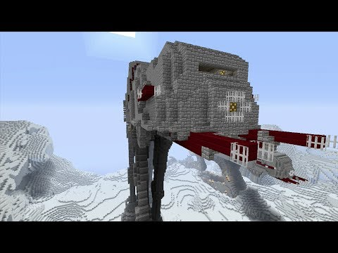 Minecraft Xbox 360 - Hunger Games w/Subscribers - STAR WARS