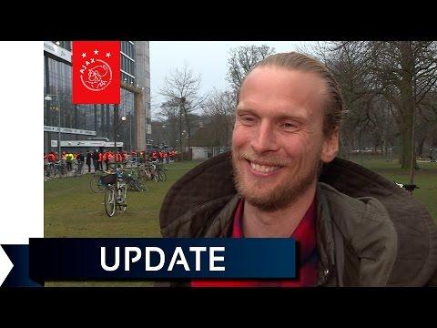 Poulsen:' Dolberg doet denken aan Bergkamp'
