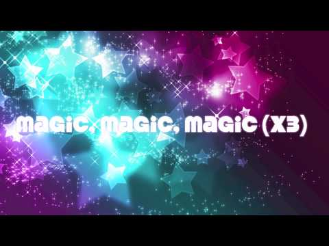 Magic - B.O.B ft. Rivers Cuomo of Weezer *HQ HD* (LYRICS ON-SCREEN)