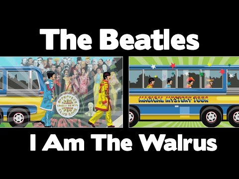 Beatles - I Am The Walrus