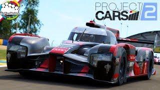 PROJECT CARS 2 - Audi R18 @ Le Mans (24h) - Le Mans Pack- Let's Play Project CARS 2