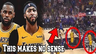 What we Learned from Anthony Davis, LeBron James, & Dwight Howard's Debut with the Lakers Highlights