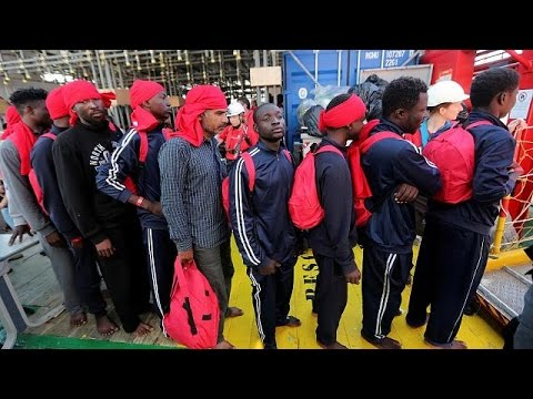 Over 200 Migrants Rescued By Spain