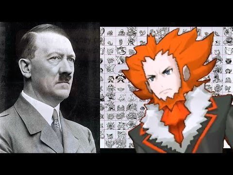 Pokemon Theory: Lysandre Is Hitler And Team Flare Are Nazi's?!