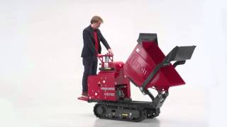 Video Minidumper HS1102 Hinowa