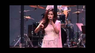 Vaada Raha - Shreya Ghoshal Sydney Utshab 21 Aug 2010 -Wada raha pyar se pyar ka.flv