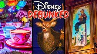 Top 7 Disney Myths & Secrets Debunked Pt 2