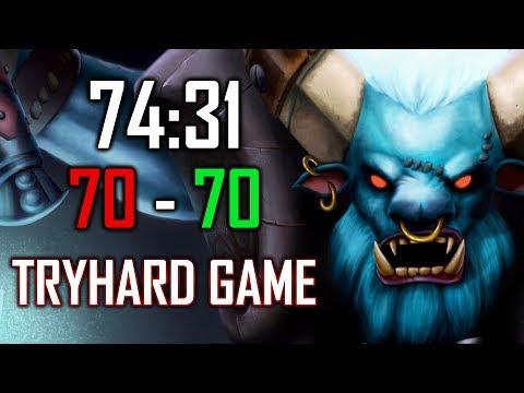TRYHARD GAME - SingSing Dota 2 Highlights