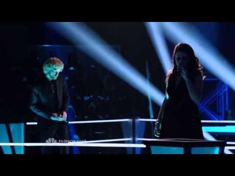 The Voice Season 02: Battle Round Lindsey Pavao Vs. Lee Koch - Heart-shaped Box video