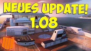 Das NEUE UPDATE 1.08 in BLACK OPS 4 ist da! (14 GB, Hijacked?!)
