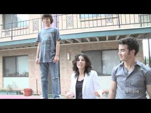 Cambio Goes Home - Jonas Brothers