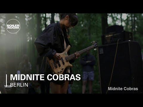 Midnite Cobras Boiler Room x GOST ZVUK | Live Set