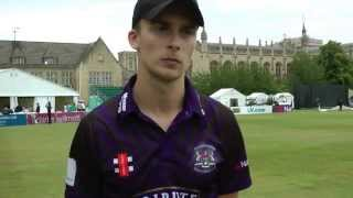 Miles looks ahead to Hampshire T20 challenge