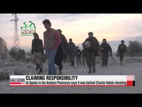 Al Qaeda leader in Yemen claims responsibility for the Charlie Hebdo attack   예멘