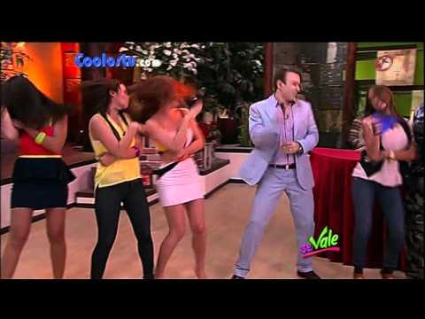 Amanda Rosa Descuidos En MiniVestido En Se Vale HD