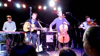 """Tides"" By Hey Marseilles (live)"