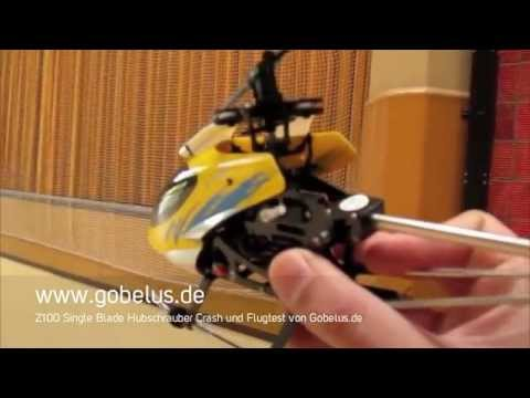 Z100 SINGLE BLADE Gyro Gobelus.de