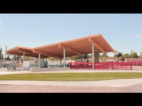 New Cloverdale Skatepark!