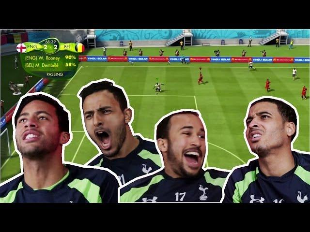 England v Belgium - Spurs | 2014 FIFA World Cup