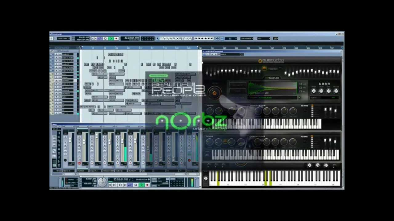 how to make your own beats on your computer