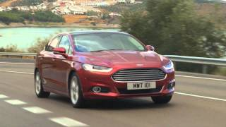 2015 Ford Mondeo TV Commercial