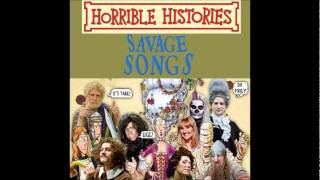 Watch Horrible Histories Divorced, Beheaded, Died video