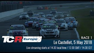 2018 Le Castellet, TCR Europe Round 1 in full