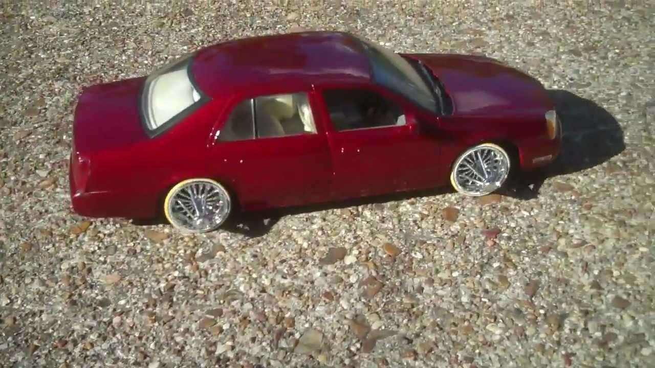 RudysRidez 2000 Cadillac DeVille 1/18 scale die cast - YouTube