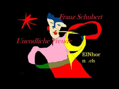 Шуберт Франц - Unendliche Freude