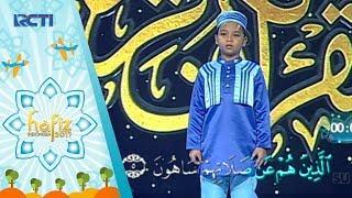 HAFIZ INDONESIA - Sambung Ayat Ahmad Bersama Yazid El Laboody [23 Mei 2017]