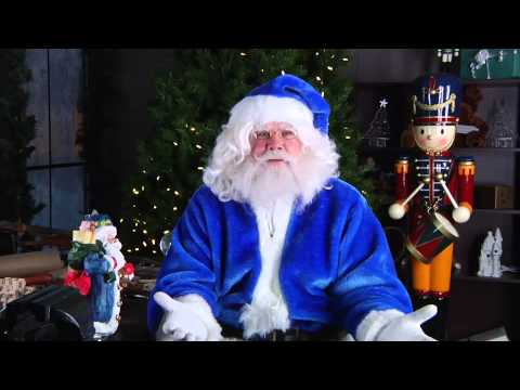WestJet Christmas Miracle: Santa's bloopers