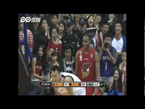 [TMACinCHINA]Qingdao vs Guangdong - Tracy McGrady vs Yi Jianlian【Game.32】
