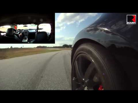 2012 roush stage 3 mustang rs3 takes on bmw performance center for
