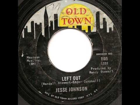 Jesse Johnson - Left Out