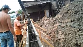 House build: Foundation installation 3 part - Namo statyba: Rostverko irengimas 2 dalis