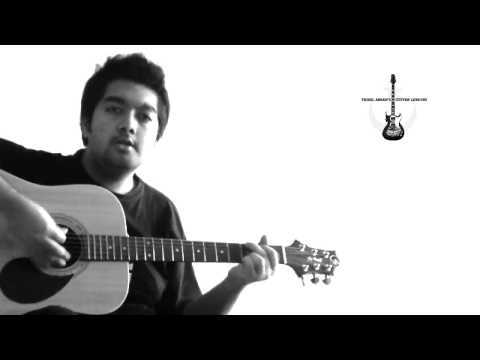 Bhula Do - Raeth (Acoustic Cover + Lesson)