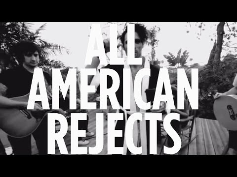 All-american Rejects - Walk Over Me