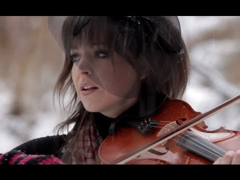 Смотреть клип Lindsey Stirling - What Child is This